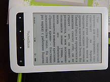 Электронная книга PocketBook Touch 622 White, фото 2
