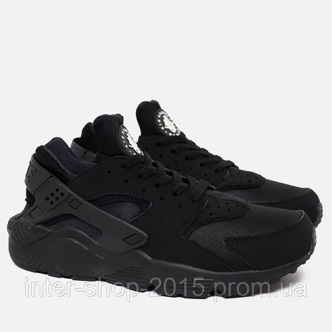 b3a16005 Мужские кроссовки Nike Air Huarache Triple Black 318429-003 45, цена 3 450  грн., купить в Харькове — Prom.ua (ID#662257268)