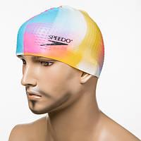 Качественная шапочка для бассейна Speedo SP-1, фото 1