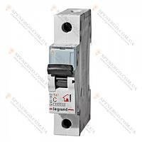 Автоматический выключатель TX3 1Р тип С 32А 6кА Legrand 404031