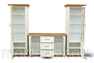 Комод с витражем (Модульная система Freedom для гостиной)  Микс Мебель, фото 2