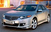 Брызговики Honda Accord 2008-2012 (AVTM)
