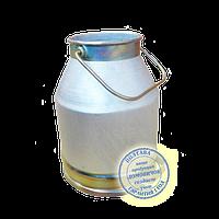 Ведро доильное алюминиевое 20л, фото 1