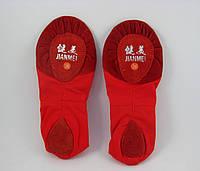 Балетки красные Jianmei