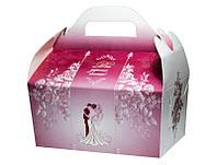 """Коробочка для свадебного каравая """"Для дорогих гостей"""""""