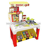 Набор пластилина для творчества «Креативная кухня» (8 цветов, кухня, формочки), фото 1
