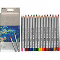 Карандаши цветные 24цв. MARCO Raffine 7100-24CB