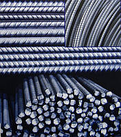 Арматура металлическая 14 мм (14 мера) строительная
