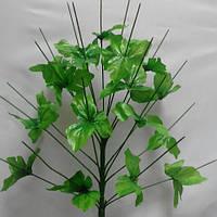 Ножка букетная на 19 голов с листом, 50 см , фото 1