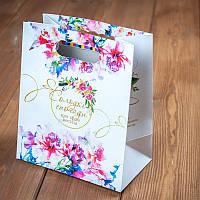 """Пакет для каравая """"Солодкі спогади про наше весілля"""", коробочка для свадебного каравая"""