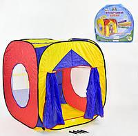 Детская игровая палатка 3516 Волшебный домик
