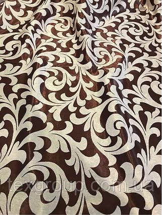 Шторы блекаут 2.8м шоколад 203, фото 2