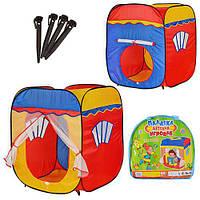 Детская игровая палатка 3003 домик