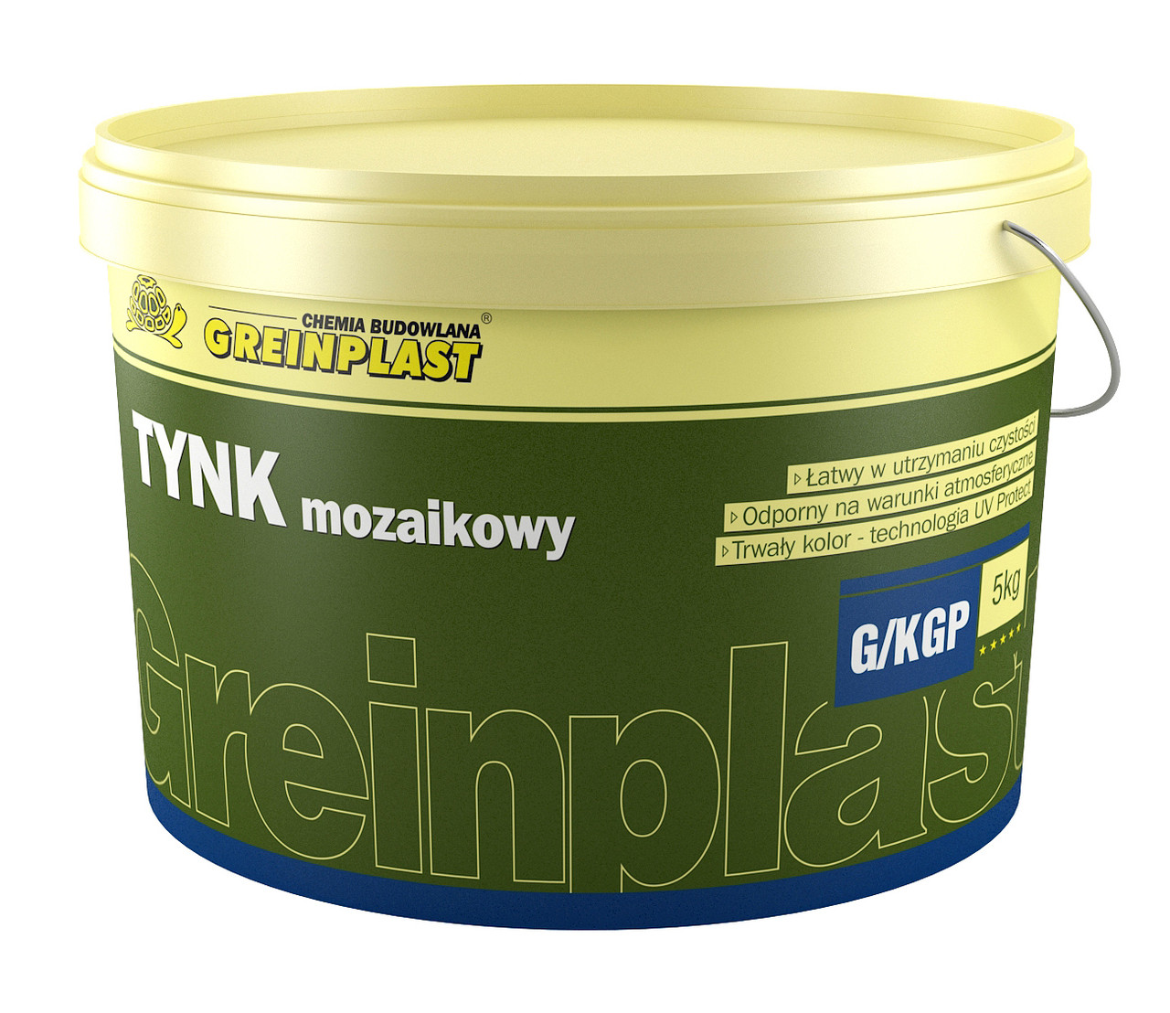 Мозаїчна штукатурка GREINPLAST G/KGP, мозаїка Грейнпласт 15 кг