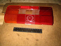 Стекло фонаря заднего (рассеиватель) лев. ВАЗ 2106 (производство ДААЗ) (арт. 21060-371607102), ABHZX