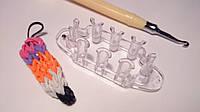 Верстат міні для плетіння з гумок Монстер тейл