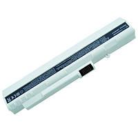 Батарея для ноутбука Acer One ZG5, A110, A150 11.1V 4400mAh 46WH White