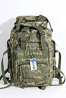 Армейский рюкзак защитного цвета