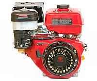 Бензиновый двигатель Weima WM177F-S (вал 25мм, шпонка)