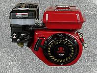 Бензиновый двигатель Weima ВТ170F-Q (шпонка, вал 19 мм)