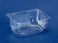 Одноразовая упаковка для продуктов, контейнер ПС-180 (V250мл\117*84*46), 50шт\пач