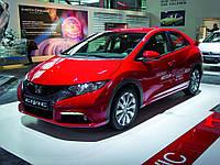 Брызговики модельные Honda Civic хетчбэк 2012- (Лада Локер)