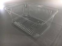 Одноразовая упаковка для продуктов, контейнер SL1002 (V1000мл/ 179*132*65), 50шт\пач