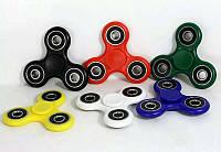 Спиннер, Спинер, Fidget spinner, Пластиковый спиннер, Вертушка для рук, Hand spinner с подшипниками, фото 1