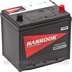 Аккумулятор автомобильный HANKOOK Start Stop +EFB 65АH R+ 670А SEQ85(90D23L)