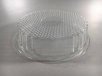 Одноразовая упаковка для продуктов, контейнер круглый SL805P (V250мл d=133 h30), 50шт\пач