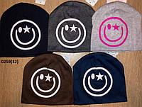 Детская весенняя шапка 0259(32)