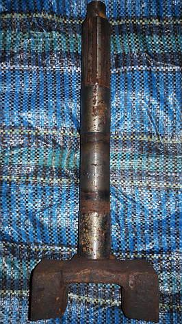 Вал главного сцепления ЮМЗ (старого образца ) (рогач), фото 2