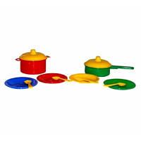 """""""Маринка 2"""" 0694, детская посудка, детская кухня, игровой набор, игровая посуда"""