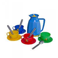"""""""Маринка 8"""" 1509, детская посудка, игрушечная посуда, игровой набор"""