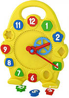 """Игрушка """"Часы"""" 3046, игрушечные часы, развивающая игрушка"""