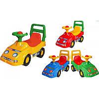 Автомобиль для прогулок ЕКО 1196, детская машинка, машинка-каталка