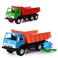 Автомобиль грузовой X3 арт.443 размер 505x195x215 мм, детский грузовик, машинка