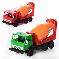 Игрушечная машинка Бетономешалка 122, детская машинка, грузовик, для мальчиков