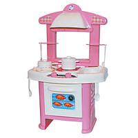 Орион Кухня детская 402, игровой набор для девочек, игрушка, посудка, плита