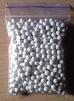 Пульки (шары) пластиковые KALASHNIKOV 0,2 гр страйкбольные шлифованные 6мм 500шт.