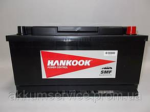 Аккумулятор автомобильный HANKOOK 100АH R+ 850А (MF 60038)