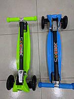 Триколісний самокат Scooter для дітей від 6 років
