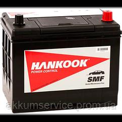 Аккумулятор автомобильный HANKOOK Asia 68АH R+ 600А (MF 85D23FL)