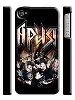 Чехол Ария для iPhone 4/4s