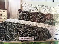 """Полуторное постельное белье """"Лист-домино"""""""