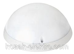 Светильник пластиковый AQUA F/M LED 12W 3000K белый  IP54