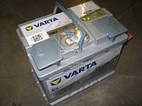 Аккумулятор 60Ah-12v VARTA Silver Dynamic AGM (D52 ) (242х175х190),R,EN680 560 901 068, AHHZX