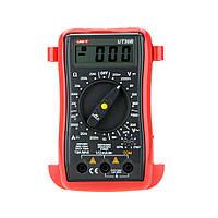 Цифровой мультиметр тестер UNI-T UT30B, Многофункциональный электрический тестер,Цифровой, digital multimeter