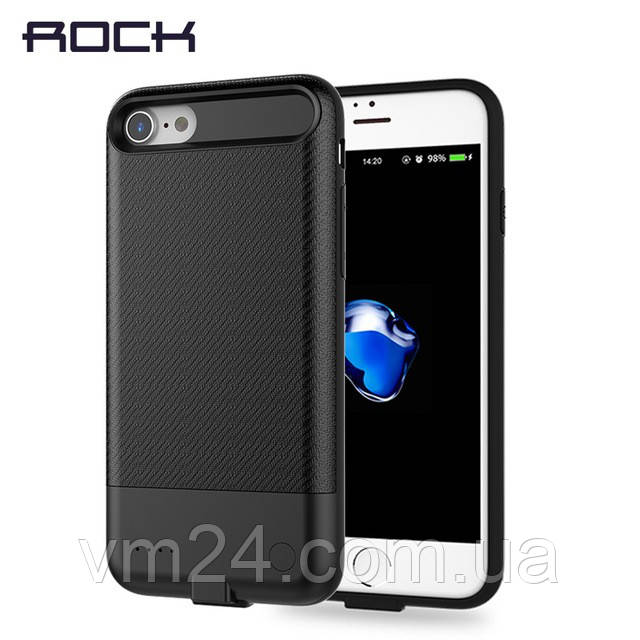 Чехол-батарея Apple iPhone 7 Plus-ультратонкий 3650 mAh
