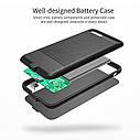 Чехол-батарея Apple iPhone 7 Plus-ультратонкий 3650 mAh, фото 4